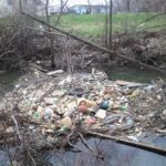 Buck Creek garbage