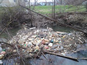 Buck Creek garbage