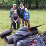 Buck Creek Cleanup - August 12, 2014