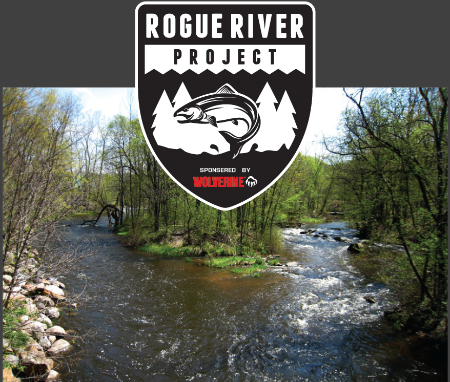 Rogue River clean up on September 27