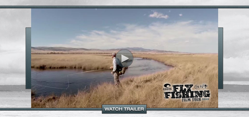 Fly Fishing Film Tour on Feb. 28