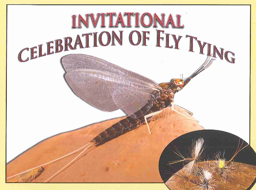 Celebration of Fly Tying 2015