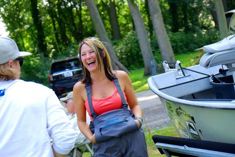 The History of Women in Fly Fishing with Jen Ripple