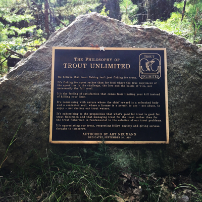 How Trout Unlimited was founded