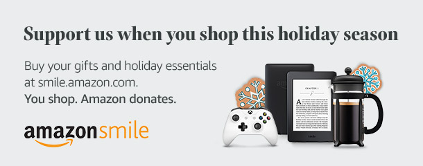 Support SWMTU this holiday season through Amazon.com