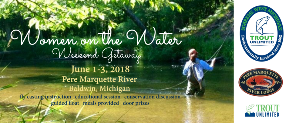 Women on the Water - Pere Marquette