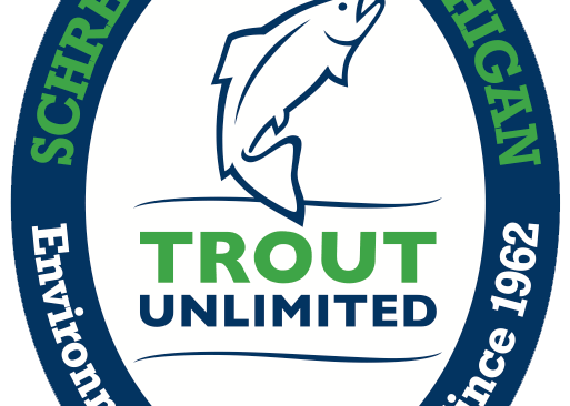 Schrems West Michigan Trout Unlimited logo