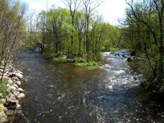 Rogue River at Childsdale Bridge