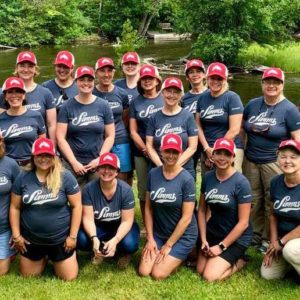 Women on the Water 2019