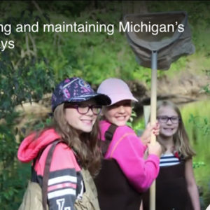 Protecting and maintaining Michigan's waterways
