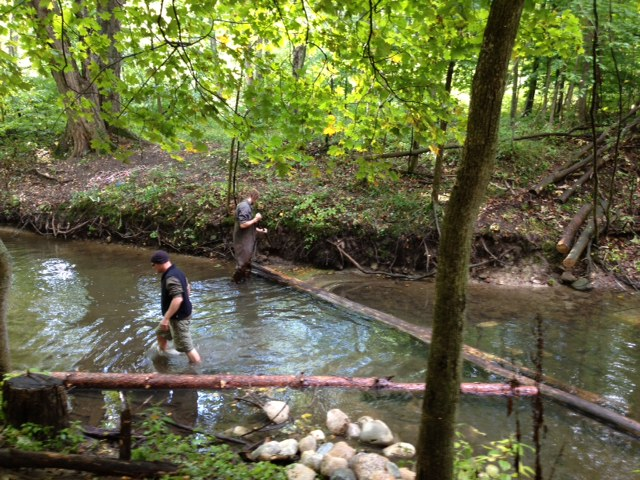 Chapter wins a matching $500 prize from Orvis in Embrace A Stream Challenge