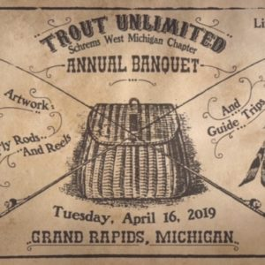 Now taking reservations for the 2019 annual banquet