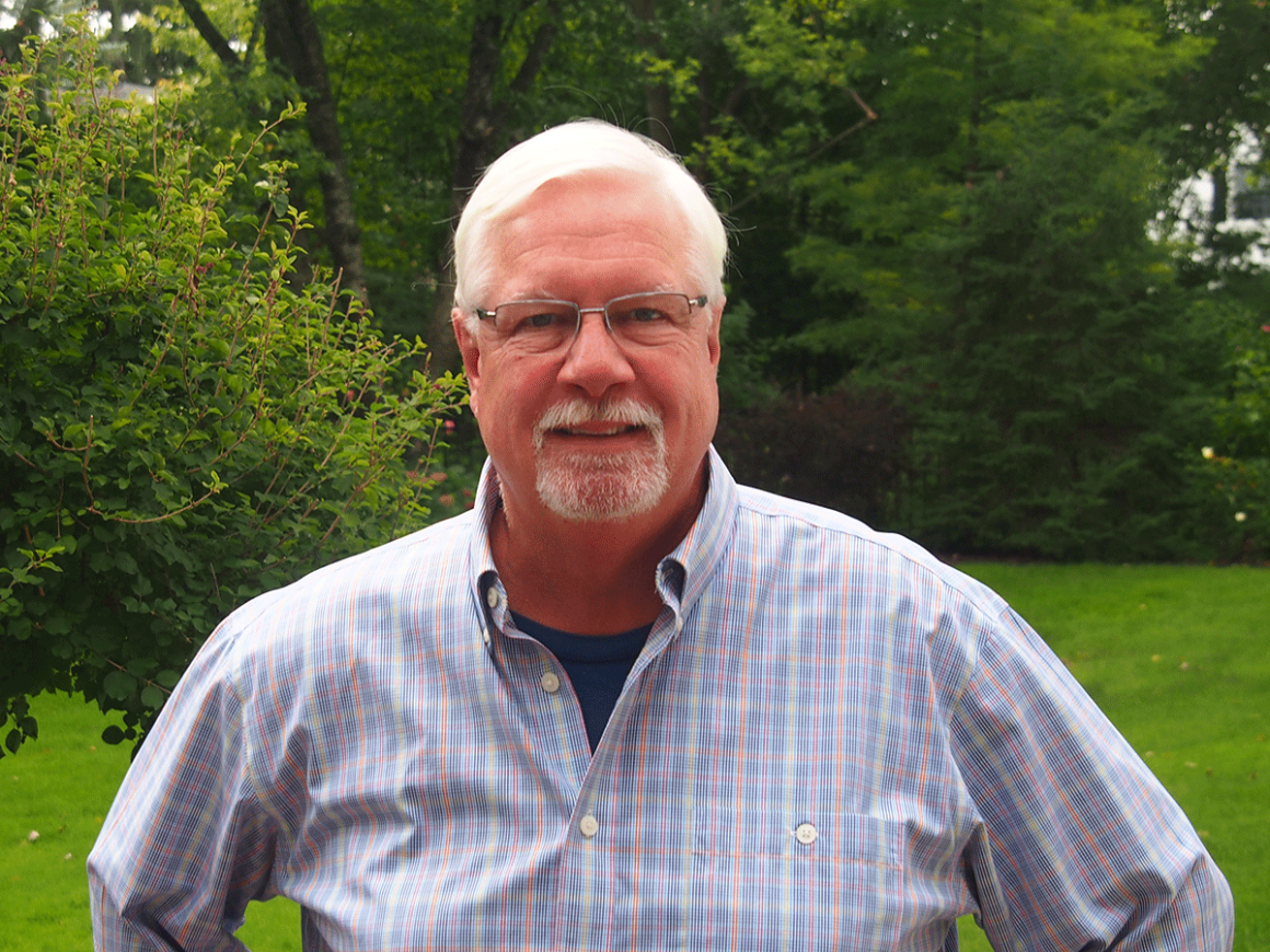 Tom Mundt honored with Michigan TU's Order of the Caddis