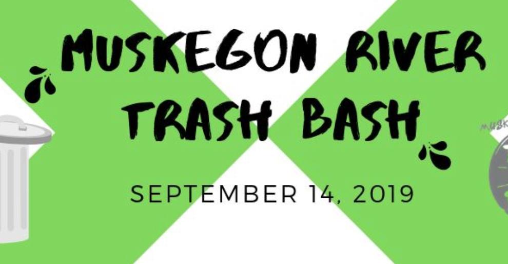 Muskegon River Trash Bash