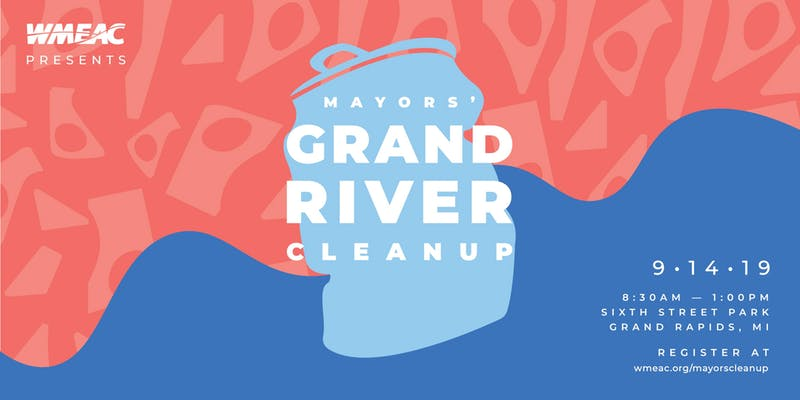 Mayor's Grand River Cleanup