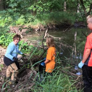 Buck Creek clean-up is set for August 14, 2021