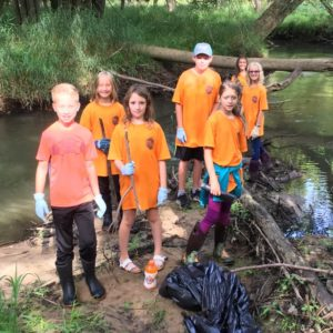 Photos: 2019 Buck Creek cleanup