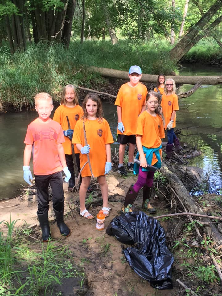 Photos: 2019 Buck Creek cleanup
