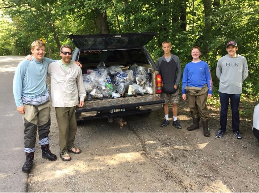 Rogue River cleanup nets big haul