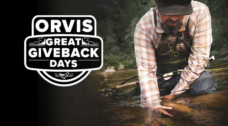 Orvis Giveback Days to benefit SWMTU