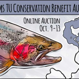 Thank you for supporting the Conservation Benefit Auction