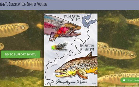 Conservation Benefit Auction begins October 9