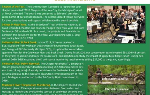 2020 Annual Report released