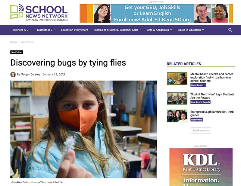 Feeding the education bug