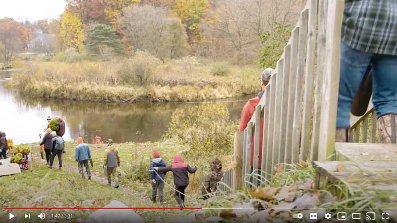 Video: TU Rogue River Tree Army