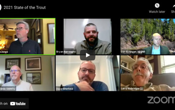 Online seminar: 2021 State of the Trout