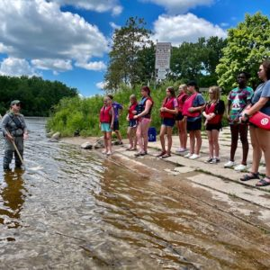 Photos from Camp Newaygo Girls Science Camp